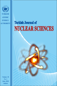 Turkish Journal of Nuclear Sciences